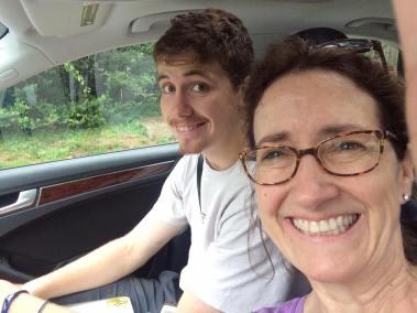 LUMCON mom roadtrip