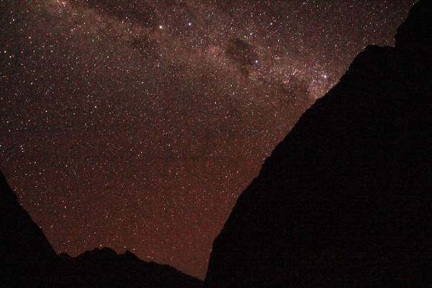Salkantay Milky Way